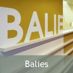 Balie categorie